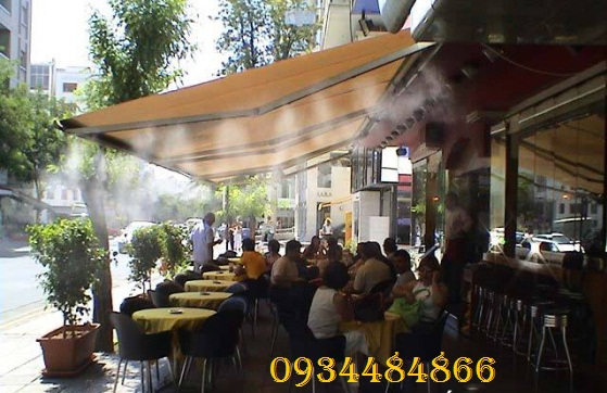 máy phun sương tại Vĩnh Phúc
