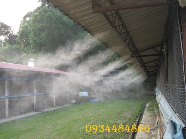 máy phun sương tại Ninh Bình