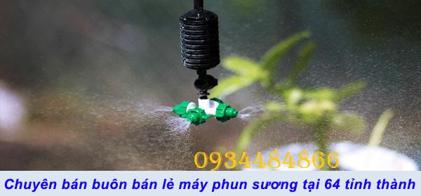 máy phun sương tại Lâm Đồng