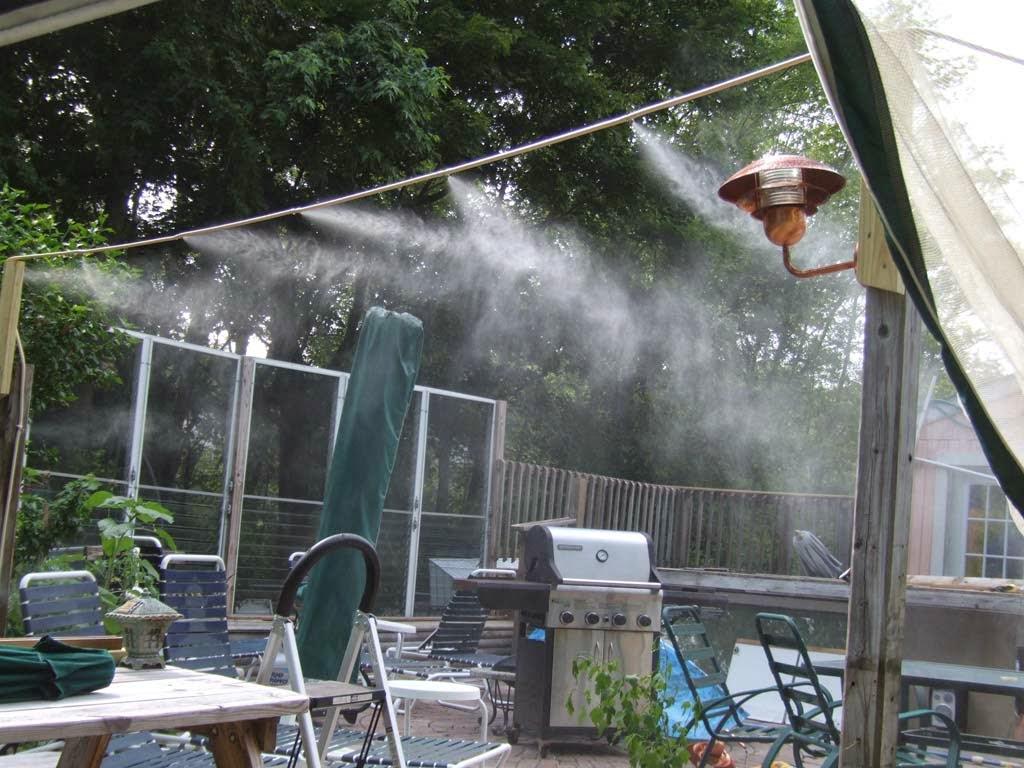 Máy bơm phun sương đài loan làm mát, không ẩm ướt