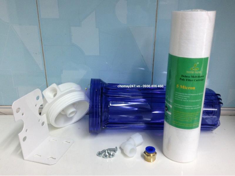 Cốc lọc máy phun sương bảo vệ máy, chất lượng nước tinh khiết