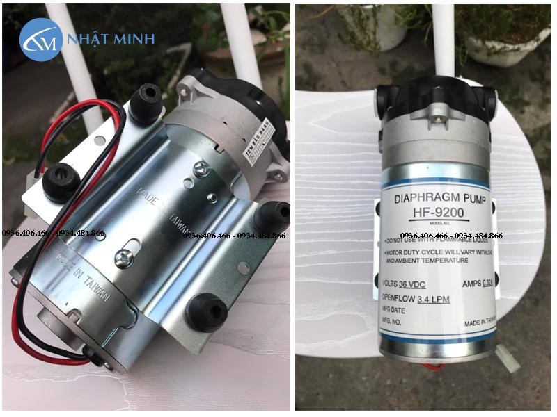 Cấu tạo máy phun sương 36V Headon HF-9200 cỡ lớn